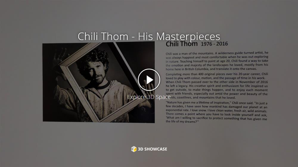 Chili Thom - His Masterpieces