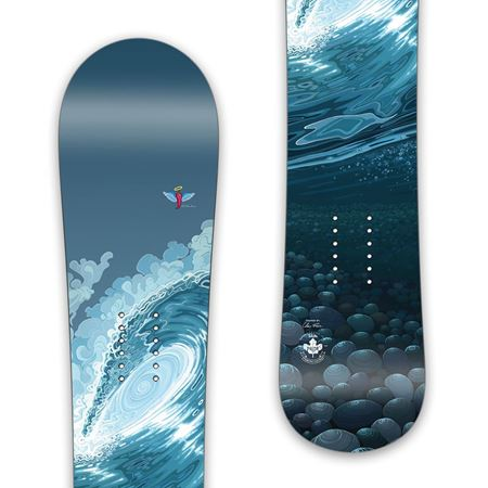 """Prior Wave"" 160CM Khyber Snowboard"