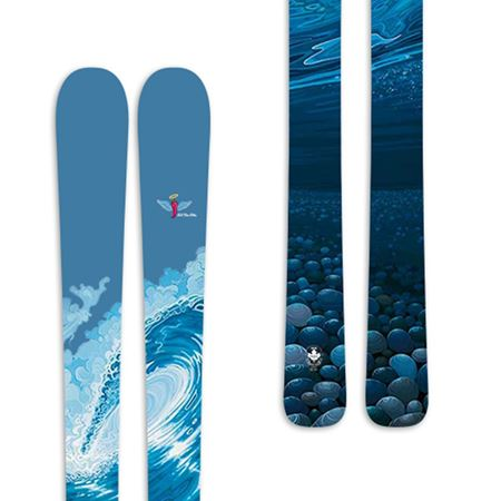 """Prior Wave"" Any Skis"