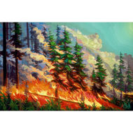 It Started Like Wildfire by Chili Thom